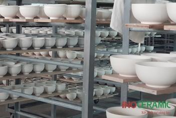 Sản xuất gốm sứ theo yêu cầu – đơn đặt hàng khủng giá rẻ