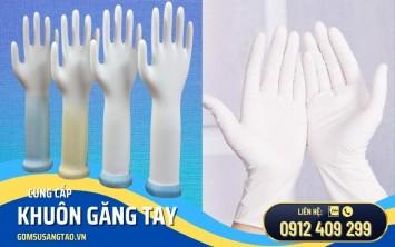 Cung cấp khuôn găng tay nitrile, cao su - Dây chuyền sản xuất găng tay