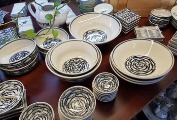 Xưởng sản xuất bát đĩa, bộ bàn ăn theo yêu cầu