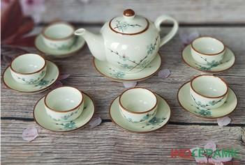 Sản xuất ấm chén ấm trà giá rẻ tại tphcm